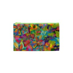 Colorful Autumn Cosmetic Bag (xs) by KirstenStar