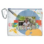 school - Canvas Cosmetic Bag (XXL)
