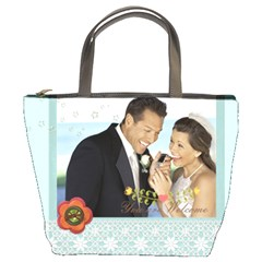 Wedding By Wedding   Bucket Bag   7woa2cb77w9c   Www Artscow Com Front