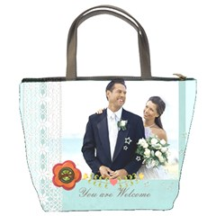 Wedding By Wedding   Bucket Bag   7woa2cb77w9c   Www Artscow Com Back
