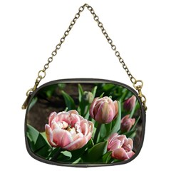 Tulips Chain Purse (two Sided)  by anstey