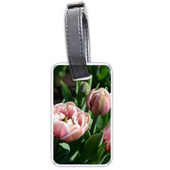 Tulips Luggage Tag (two Sides) by anstey