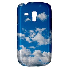 Bright Blue Sky Samsung Galaxy S3 Mini I8190 Hardshell Case by ansteybeta