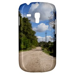 Dusty Road Samsung Galaxy S3 Mini I8190 Hardshell Case by ansteybeta