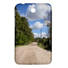 Dusty Road Samsung Galaxy Tab 3 (7 ) P3200 Hardshell Case  by ansteybeta