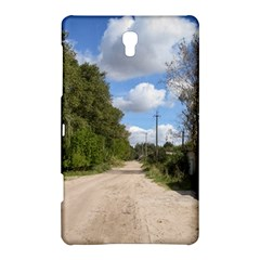 Dusty Road Samsung Galaxy Tab S (8 4 ) Hardshell Case  by ansteybeta