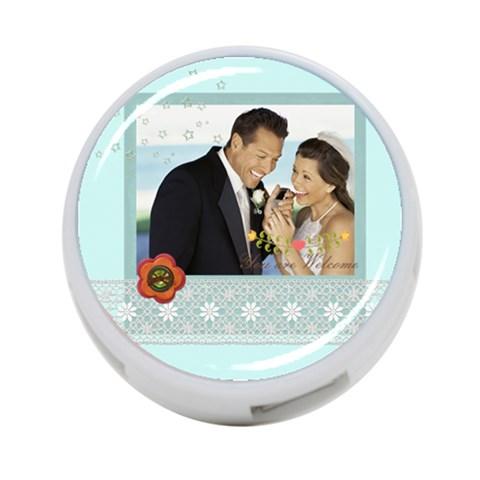 Wedding By Wedding   4 Port Usb Hub (one Side)   3cxj9129t3es   Www Artscow Com Front