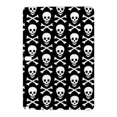 Skull And Crossbones Pattern Samsung Galaxy Tab Pro 10 1 Hardshell Case