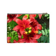 Lily By Stan   Cosmetic Bag (large)   24uy0vmox9ia   Www Artscow Com Back