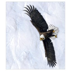 Dominant Species Bird Bag By Kurtsg Gmail Com   Drawstring Pouch (small)   Lmjzu05wtvpl   Www Artscow Com Back