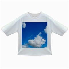 Bright Blue Sky 2 Baby T Shirt by ansteybeta