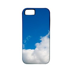Bright Blue Sky 2 Apple Iphone 5 Classic Hardshell Case (pc+silicone) by ansteybeta