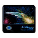Star Trek Next Generation Mouse Pad - Large Mousepad