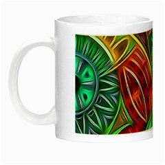 Happy Tribe Glow In The Dark Mug by KirstenStar
