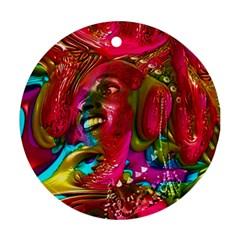 Music Festival Round Ornament by icarusismartdesigns
