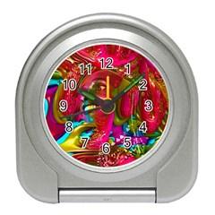 Music Festival Desk Alarm Clock by icarusismartdesigns