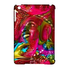 Music Festival Apple Ipad Mini Hardshell Case (compatible With Smart Cover) by icarusismartdesigns