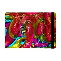 Music Festival Apple Ipad Mini 2 Flip Case by icarusismartdesigns