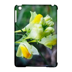Linaria Flower Apple iPad Mini Hardshell Case (Compatible with Smart Cover) by ansteybeta