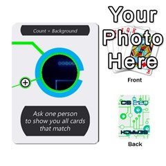 Cs 2120 Search Deck By Steve   Playing Cards 54 Designs   P2bot12cpnqp   Www Artscow Com Front - Heart5