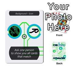 Cs 2120 Search Deck By Steve   Playing Cards 54 Designs   P2bot12cpnqp   Www Artscow Com Front - Diamond3