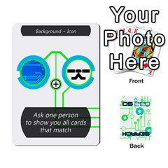 Cs 2120 Search Deck By Steve   Playing Cards 54 Designs   P2bot12cpnqp   Www Artscow Com Front - Diamond5