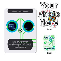 Cs 2120 Search Deck By Steve   Playing Cards 54 Designs   P2bot12cpnqp   Www Artscow Com Front - Diamond8