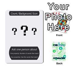 Queen Cs 2120 Search Deck By Steve   Playing Cards 54 Designs   P2bot12cpnqp   Www Artscow Com Front - DiamondQ