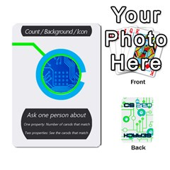 Cs 2120 Search Deck By Steve   Playing Cards 54 Designs   P2bot12cpnqp   Www Artscow Com Front - Club8