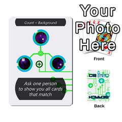 Cs 2120 Search Deck By Steve   Playing Cards 54 Designs   P2bot12cpnqp   Www Artscow Com Front - Club10