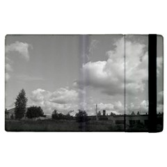 Abandoned Apple iPad 2 Flip Case by ansteybeta