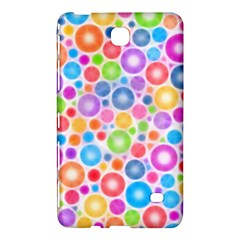 Candy Color s Circles Samsung Galaxy Tab 4 (7 ) Hardshell Case  by KirstenStar