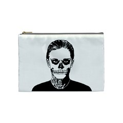Tatezazzle Cosmetic Bag (medium) by kramcox