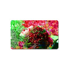 Summer Time Magnet (name Card) by icarusismartdesigns