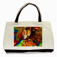 Robot Connection Classic Tote Bag by icarusismartdesigns