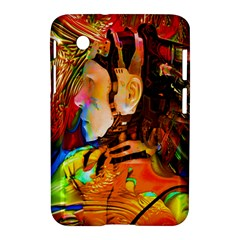 Robot Connection Samsung Galaxy Tab 2 (7 ) P3100 Hardshell Case  by icarusismartdesigns