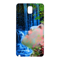 Fountain Of Youth Samsung Galaxy Note 3 N9005 Hardshell Back Case by icarusismartdesigns
