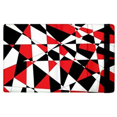 Shattered Life Tricolor Apple Ipad 2 Flip Case by StuffOrSomething
