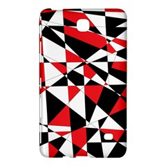 Shattered Life Tricolor Samsung Galaxy Tab 4 (8 ) Hardshell Case  by StuffOrSomething