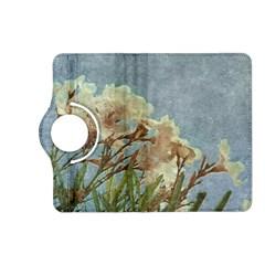 Floral Grunge Vintage Photo Kindle Fire Hd (2013) Flip 360 Case by dflcprints