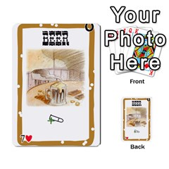 Robroost 1 Of 2 By Nukeme1   Multi Purpose Cards (rectangle)   Tvsgat3ax7nv   Www Artscow Com Front 1