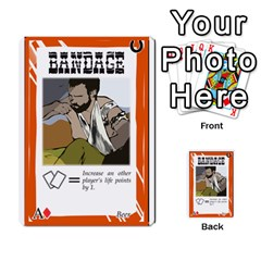 Robroost 1 Of 2 By Nukeme1   Multi Purpose Cards (rectangle)   Tvsgat3ax7nv   Www Artscow Com Front 51