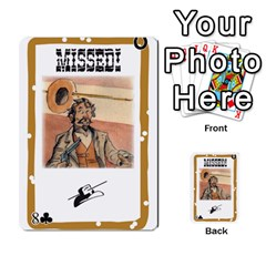 Robroost 1 Of 2 By Nukeme1   Multi Purpose Cards (rectangle)   Tvsgat3ax7nv   Www Artscow Com Front 8