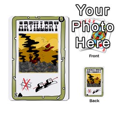 Robroost 1 Of 2 By Nukeme1   Multi Purpose Cards (rectangle)   Tvsgat3ax7nv   Www Artscow Com Front 9
