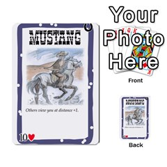 Robroost 1 Of 2 By Nukeme1   Multi Purpose Cards (rectangle)   Tvsgat3ax7nv   Www Artscow Com Front 15