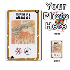 Robroost 1 Of 2 By Nukeme1   Multi Purpose Cards (rectangle)   Tvsgat3ax7nv   Www Artscow Com Front 17
