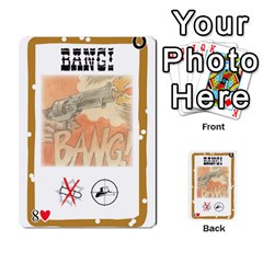 Robroost 1 Of 2 By Nukeme1   Multi Purpose Cards (rectangle)   Tvsgat3ax7nv   Www Artscow Com Front 19