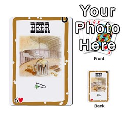 Robroost 1 Of 2 By Nukeme1   Multi Purpose Cards (rectangle)   Tvsgat3ax7nv   Www Artscow Com Front 3