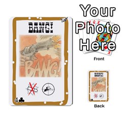 Robroost 1 Of 2 By Nukeme1   Multi Purpose Cards (rectangle)   Tvsgat3ax7nv   Www Artscow Com Front 23