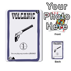 Robroost 1 Of 2 By Nukeme1   Multi Purpose Cards (rectangle)   Tvsgat3ax7nv   Www Artscow Com Front 26